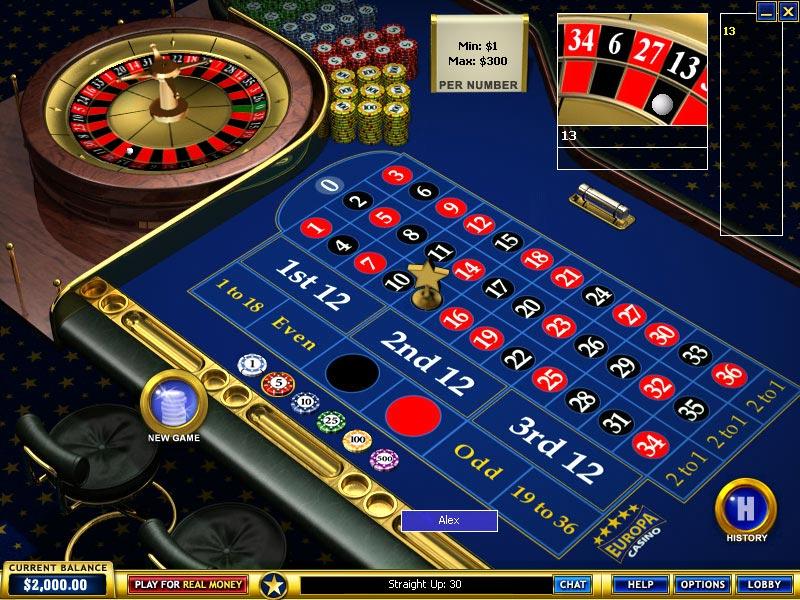 Tulkinta kasino unelmiami