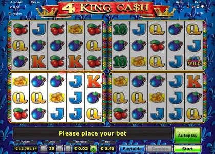 4 king cash stargames