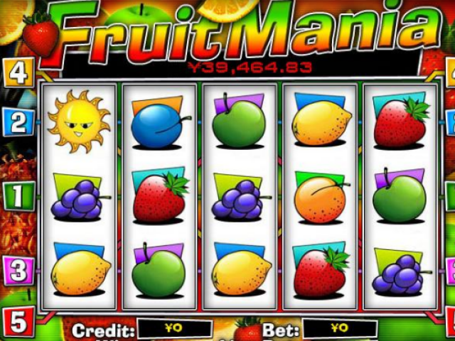 FruitMania Playtech
